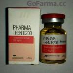 PHARMA TREN (пфарма трен) E200, 200MG/ML купить в России