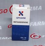 Qpharm Methandienone 100таб-10мг купить в России